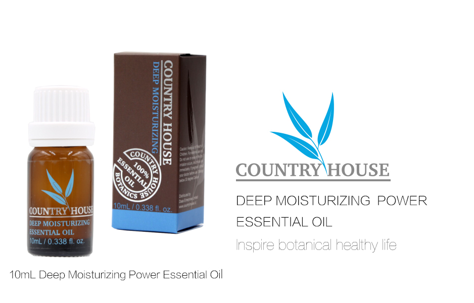 Deep Moisturizing Power Essential Oil