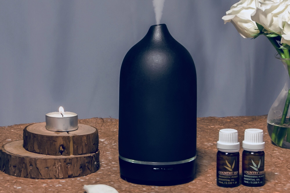 relaxing power essential oil for electronic diffuser